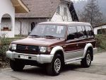 Mitsubishi Pajero Long Body